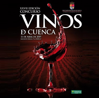 Cartel Concurso-Presentación Vinos de Cuenca