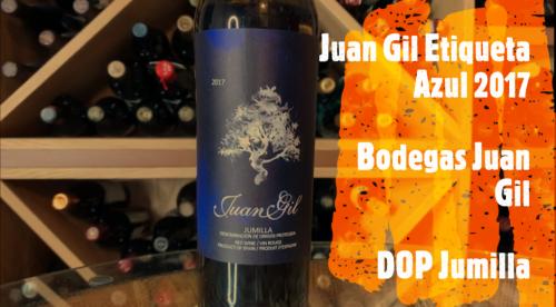 Juan Gil Etiqueta Azul 2017