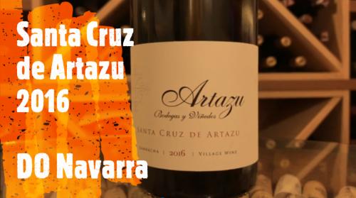 Santa Cruz de Artazu 2016